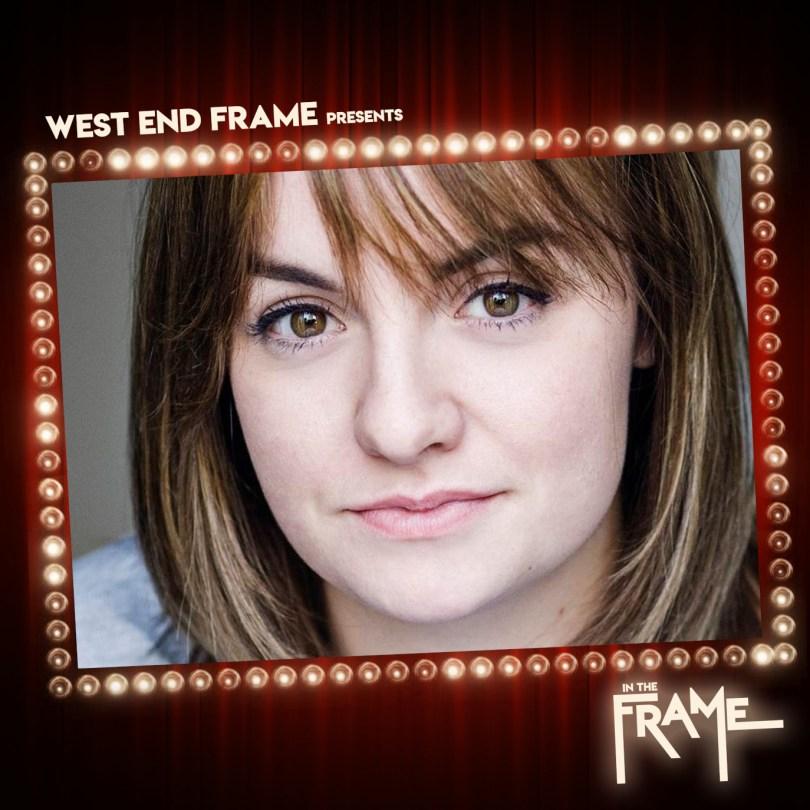 Charlotte Wakefield IN THE FRAME Large Headshot