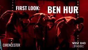First Look at Ben Hur