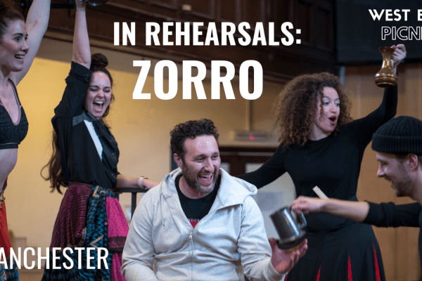 First Look at New Immersive Production of Zorro the Musical Opening at Manchester's Hope Mill Theatre