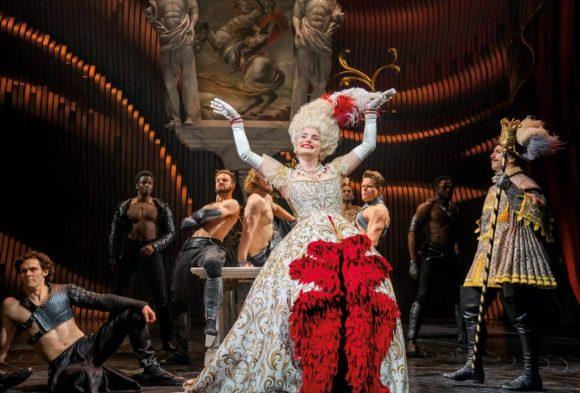 Rebecca Trehearn, Andrew Lloyd Webber's Cinderella, Photo Credit Tristram Kenton