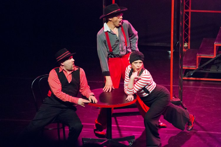 Showstopper! The Improvised Musical at The Other Palace in London