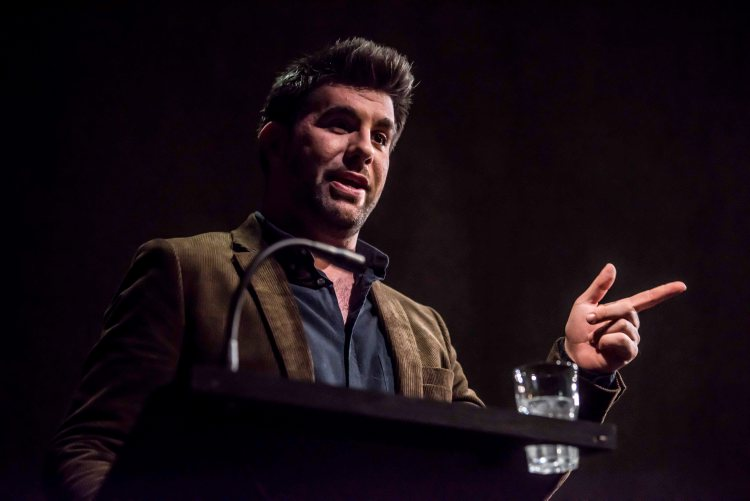 Ghost Stories at the Lyric Hammersmith in London