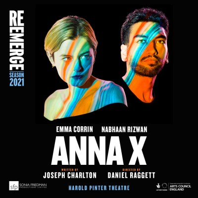 Sonia Friedman announces a season of new plays to open in 2021 under the title RE:EMERGE in London's West End Anna X