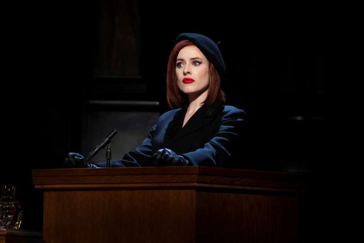 Agatha Christie's Witness for the Prosecution at the London County Hall