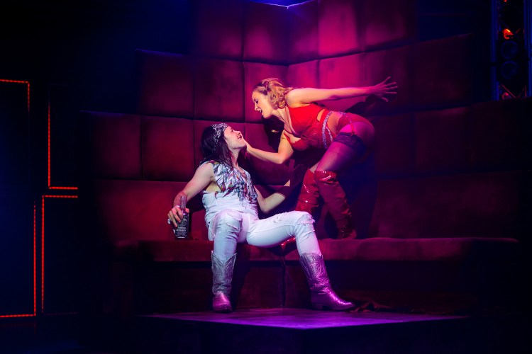 Rock of Ages UK tour 2021 2022 Kevin Clifton
