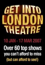 Get Into London Theatre logo