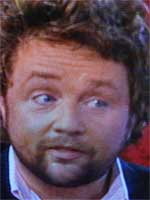 Michael Ball's beard