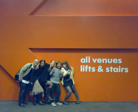 The Wright Sutherlands at The Barbican