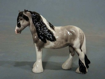 JUNIPER Gypsy Cob sculpture