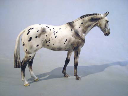 SHOWMAN sculpture by Ann Harris