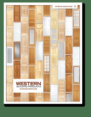 Interior prehung doors western building products for Western building products exterior doors