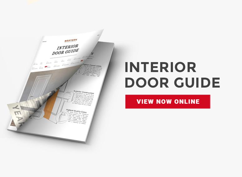 Interior Door Guide