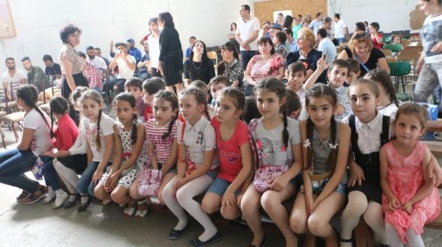 2016.06.01 - Посещение Нижнемархеульской школы - 4