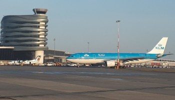 International flight Edmonton