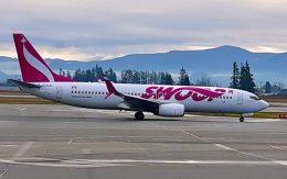 Swoop Boeing 737