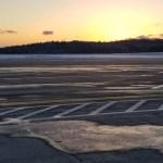 Atlantic airports brutal beating