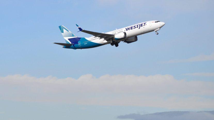 Westjet 737 Max