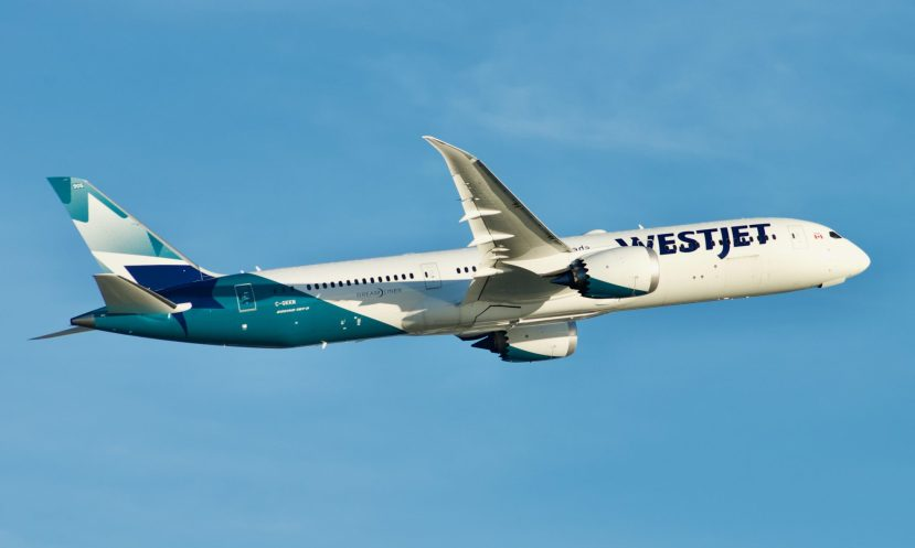 Westjet tourism cuts