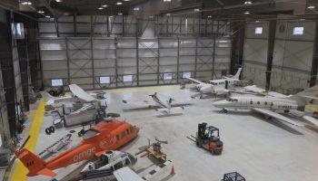 newest aerospace campus
