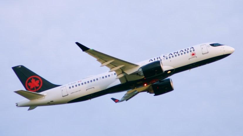 Air Canada executives