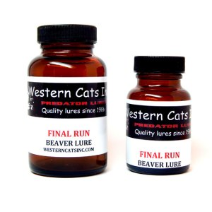 Western Cats Final Run Lure