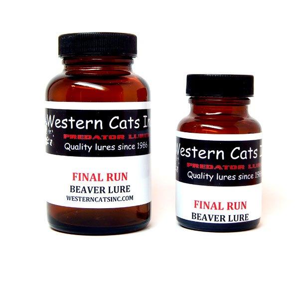 Western Cats Final Run Lure