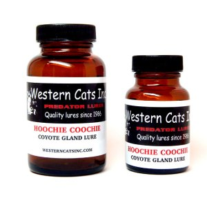 Western Cats Hoochie Coochie Lure
