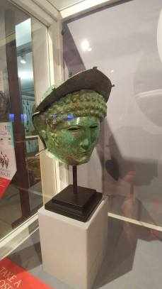 What insights can artifacts offer on the faces of the past?
