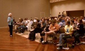 The first annual Colorado Secular Conference was held in Grand Junction in July, 2012. WCAF was a sponsor.