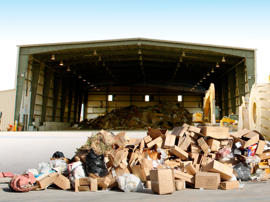 waste recovery Las Vegas, NV