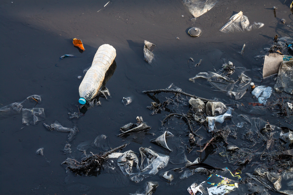 Where does Ocean Pollution Come From?