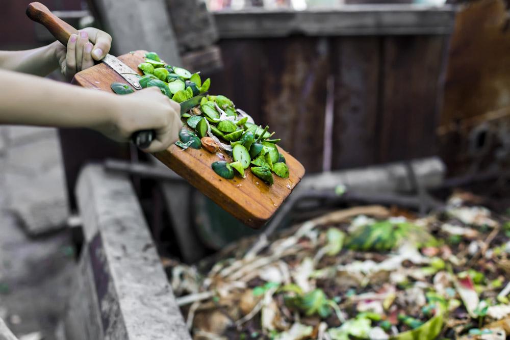 Image depicting food waste in America