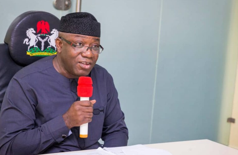 Amotekun Operatives In South-West More Motivated To Protect Citizens Than Better-paid Nigeria Policemen—Ekiti Governor, Fayemi
