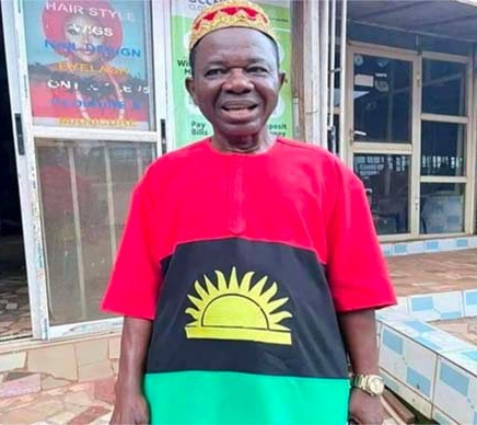 BREAKING: Lawless Nigeria's Secret Police Release Actor, Chiwetalu Agu Arrested For Wearing Biafra Outfit To Actors Guild