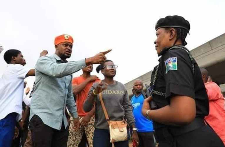 Independence Day Demonstrations: TakeItBack Movement Warns Security Agencies To Respect Protesting Nigerians