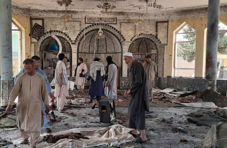 No fewer Than 20 Killed, 90 Wounded As Bomb Rocks Shiite Mosque In Afghanistan During Prayers