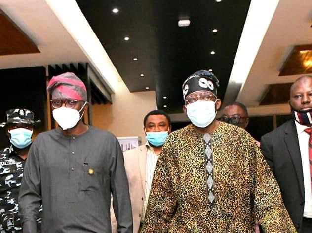 No Plans To Return Overseas For Another Surgery – Ailing Ex-Lagos Governor, Tinubu Vows After Sneaking Into Nigeria