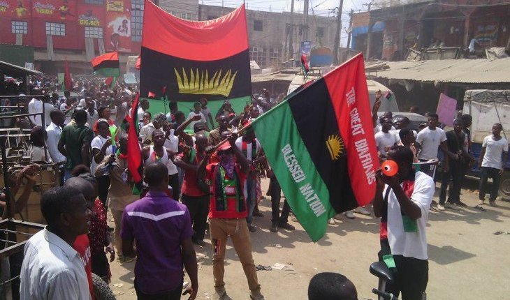 People You Govern Have Lost Confidence In You —- IPOB Lambasts South-East Governors Over Alleged Formation Of Counter-Biafra Group