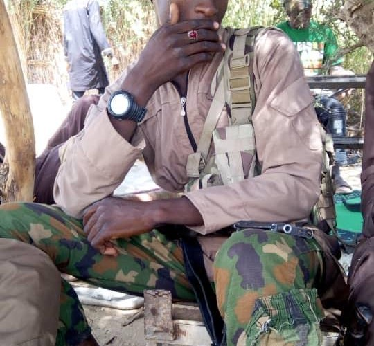 REVEALED: Face Of Boko Haram, ISWAP Operational Commander Who Masterminded Killing Of Nigerian Soldiers, Civilians