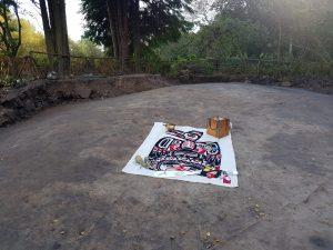sacred blanket