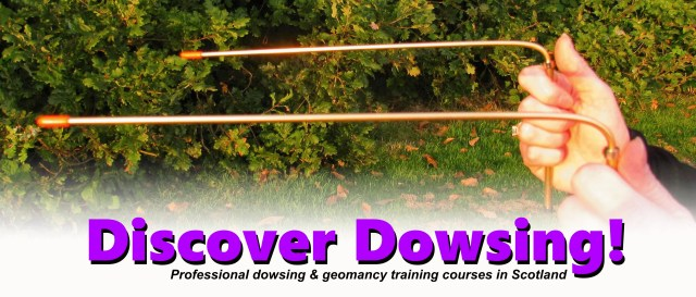 dowsing courses in Scotland