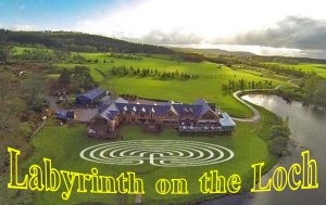 Labyrinth on the Loch