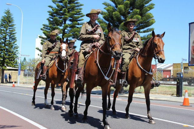 Kelmscott-Pinjarra Memorial Troop