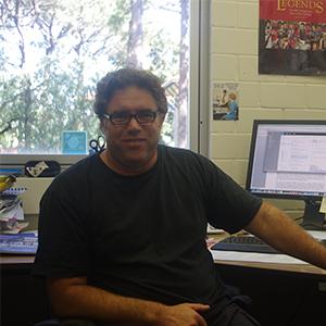 Sean Gorman, Curtin University