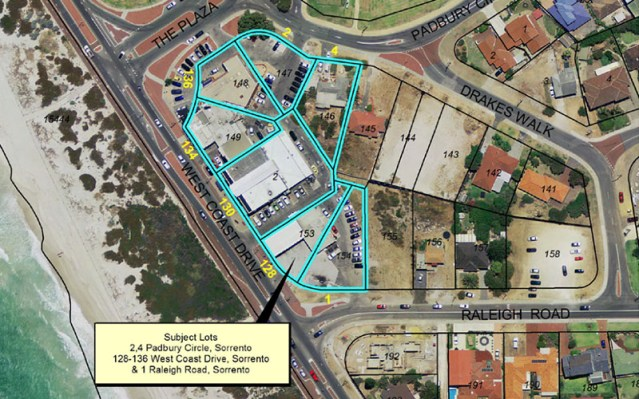 City of Joondalup's redevelopment plan