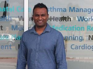 Dr Vishal Majaraj