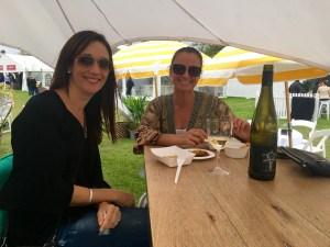 Tenille Dartnall and Stephanie O'Brien