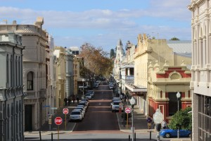 Picture of High Street in Fremantle's West End