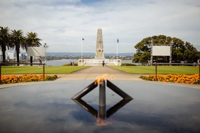 King's Park Memorial