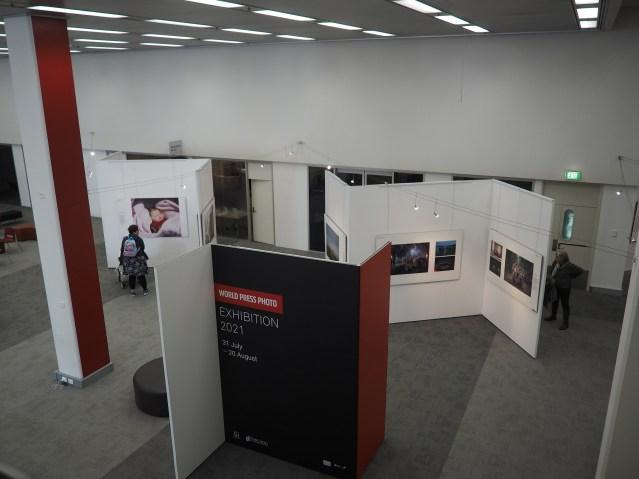 World Press Photo Exhibition 2021. Photo: Maggie Leung.